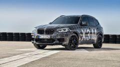 BMW X3 M e X4 M: le prime immagini ufficiali dei SUV sportivi - Immagine: 10