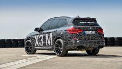 BMW X3 M e X4 M: le prime immagini ufficiali dei SUV sportivi - Immagine: 11