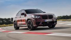 BMW X3 M e X4 M: le prime immagini ufficiali dei SUV sportivi - Immagine: 24