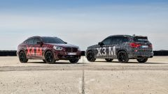 BMW X3 M e X4 M: le prime immagini ufficiali dei SUV sportivi - Immagine: 2