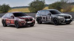 BMW X3 M e X4 M: le prime immagini ufficiali dei SUV sportivi - Immagine: 1