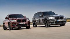 BMW X3 M e X4 M: le prime immagini ufficiali dei SUV sportivi - Immagine: 3