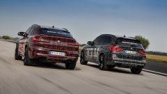 BMW X3 M e X4 M: le prime immagini ufficiali dei SUV sportivi - Immagine: 4