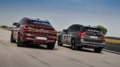 BMW X3 M e X4 M spaventano l'Alfa Romeo Stelvio Quadrifoglio - Immagine: 49