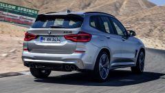 BMW X3 M e X4 M spaventano l'Alfa Romeo Stelvio Quadrifoglio - Immagine: 6