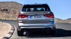 BMW X3 M e X4 M spaventano l'Alfa Romeo Stelvio Quadrifoglio - Immagine: 8