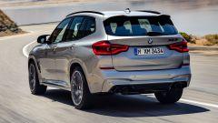 BMW X3 M e X4 M spaventano l'Alfa Romeo Stelvio Quadrifoglio - Immagine: 11