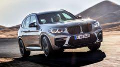 BMW X3 M e X4 M spaventano l'Alfa Romeo Stelvio Quadrifoglio - Immagine: 12