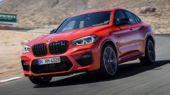BMW X3 M e X4 M spaventano l'Alfa Romeo Stelvio Quadrifoglio - Immagine: 28