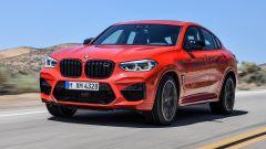 BMW X3 M e X4 M spaventano l'Alfa Romeo Stelvio Quadrifoglio - Immagine: 30