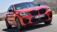 BMW X3 M e X4 M spaventano l'Alfa Romeo Stelvio Quadrifoglio - Immagine: 32