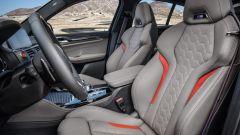 BMW X3 M e X4 M spaventano l'Alfa Romeo Stelvio Quadrifoglio - Immagine: 38