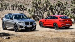 BMW X3 M e X4 M spaventano l'Alfa Romeo Stelvio Quadrifoglio - Immagine: 2