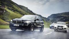BMW X3 plug-in hybrid nel solco di X1 plug-in