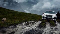 BMW X3 plug-in hybrid, trazione integrale elettrica