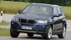 BMW X3 SDrive18d - Immagine: 10