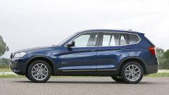 BMW X3 SDrive18d - Immagine: 8