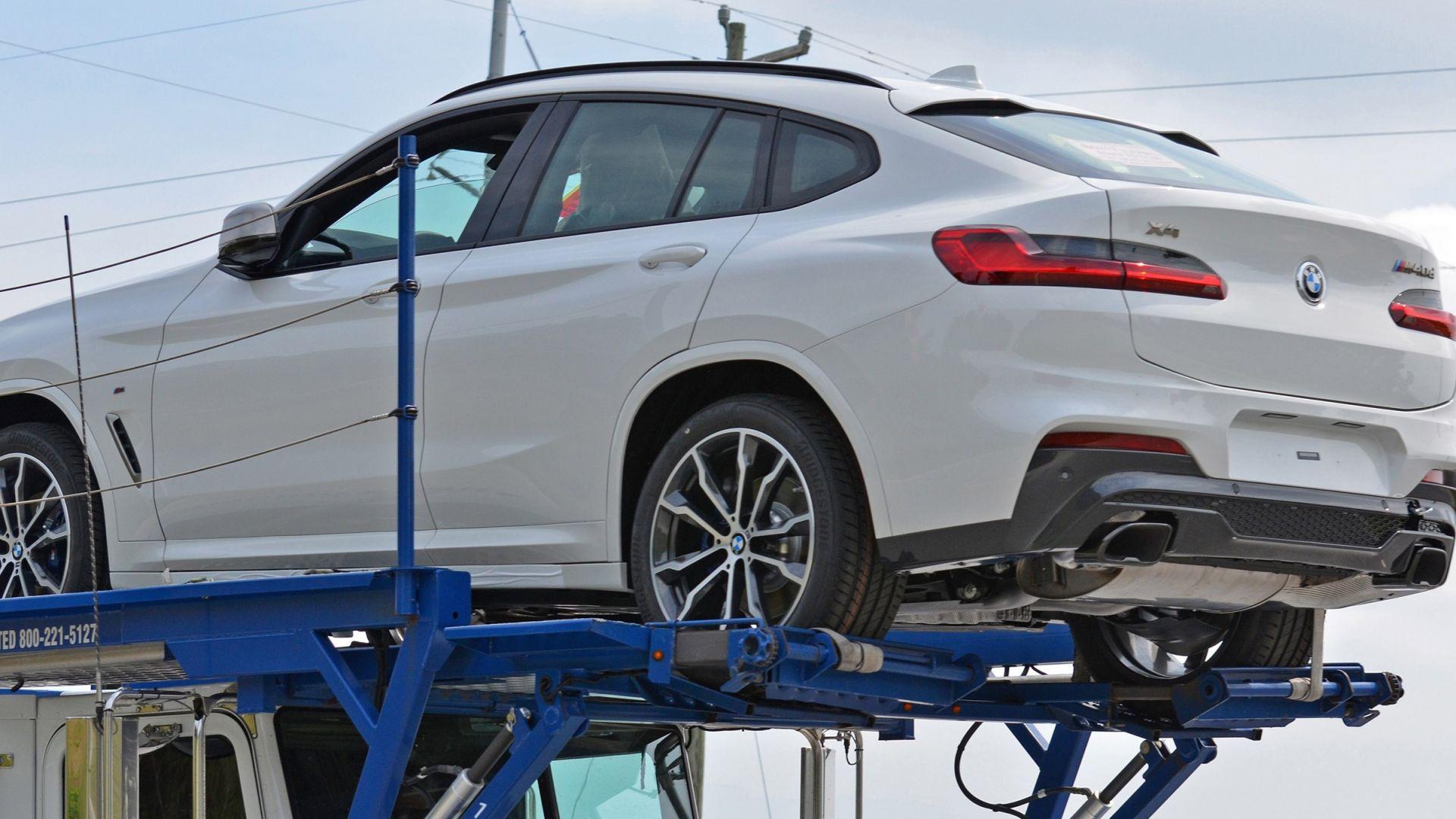 Nuova BMW X4 2018: come cambia, quando esce - MotorBox