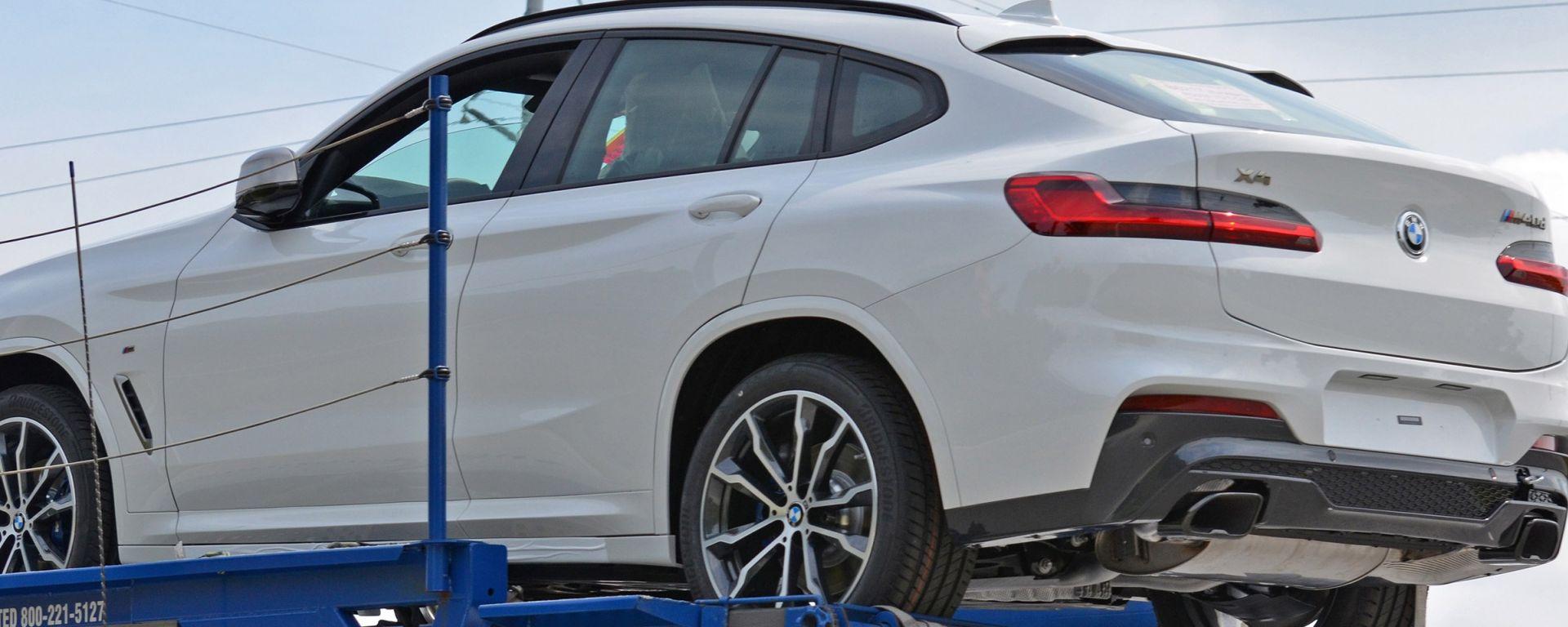 BMW X4 2018, un lato-B più dolce