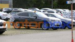 BMW X4 facelift: novità soprattutto nel frontale