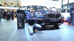 Nuova BMW X5 2018: in video dal salone di Parigi 2018 - Immagine: 1