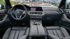 Nuova BMW X5: aumenta lo spazio, il QI e il coraggio in offroad - Immagine: 12
