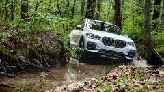 Nuova BMW X5: aumenta lo spazio, il QI e il coraggio in offroad - Immagine: 13