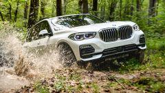 Nuova BMW X5: aumenta lo spazio, il QI e il coraggio in offroad - Immagine: 14