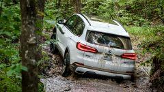 Nuova BMW X5: aumenta lo spazio, il QI e il coraggio in offroad - Immagine: 15