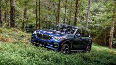 Nuova BMW X5: aumenta lo spazio, il QI e il coraggio in offroad - Immagine: 16