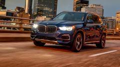 Nuova BMW X5: aumenta lo spazio, il QI e il coraggio in offroad - Immagine: 17