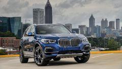 Nuova BMW X5: aumenta lo spazio, il QI e il coraggio in offroad - Immagine: 19