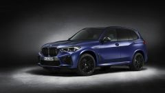 BMW X5 M Competition First Edition: 3/4 anteriore