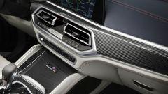 BMW X5 M Competition First Edition: la plancia