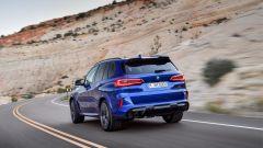 Bmw X5 M e X5 M Competition 2020: 3/4 posteriore