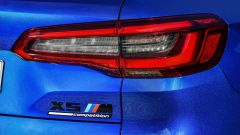 Bmw X5 M e X5 M Competition 2020: badge competition