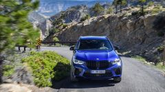 Bmw X5 M e X5 M Competition 2020: frontale