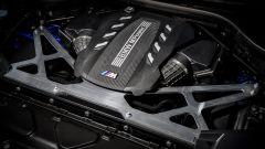 Bmw X5 M e X5 M Competition 2020: il motore V8