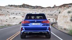 Bmw X5 M e X5 M Competition 2020: posteriore