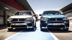 BMW X5 M e X6 M 2015 - Immagine: 2