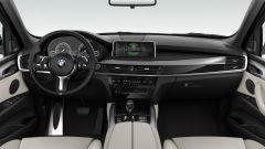 BMW X5 M50th Anniversary Limited Edition: di serie c'è il meglio della tecnologia della Casa tedesca
