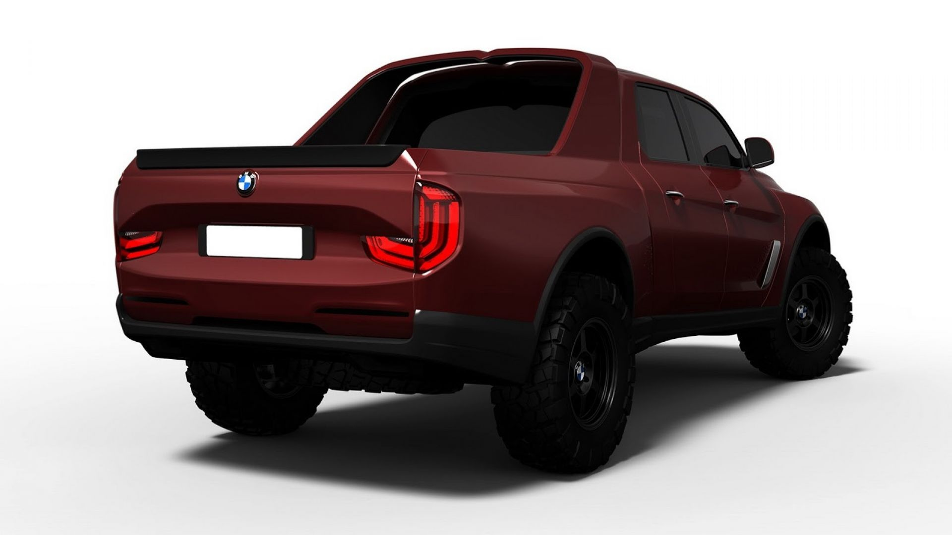 Concept Dalla Bmw X5 Un Pick Up Per Contrastare Mercedes