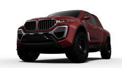 Concept: dalla BMW X5, un pick-up per contrastare Mercedes classe X