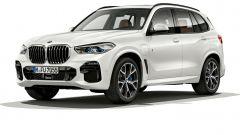 BMW X5 xDrive45e: la ibrida plug-in da 80 km in propulsione elettrica - Immagine: 1