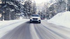 BMW X5 XDrive45e: l'anteriore