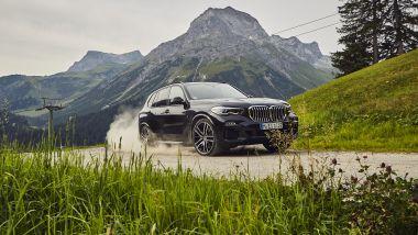 BMW X5 XDrive45e: debutta negli USA, quando in Europa?