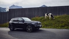 BMW X5 XDrive45e: vista laterale