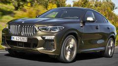 BMW X6 2019 anteriore