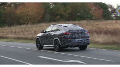 BMW X6, ecco come cambierà: il video spy del nuovo modello - Immagine: 5