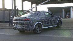 BMW X6, ecco come cambierà: il video spy del nuovo modello - Immagine: 6